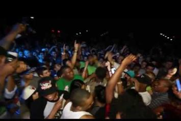 "XXL FRESHMAN 2013 ""Live In NYC (Behind The Scenes)"" Video"