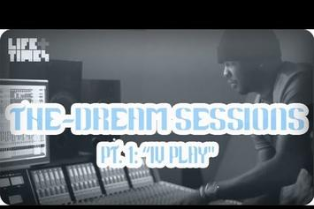 "The-Dream ""IV Play Sessions (Part 1)"" Video"