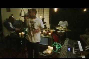 "Mac Miller ""Space Migration Sessions: Objects In The Mirror"" Video"
