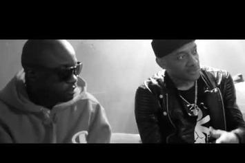 "Mobb Deep ""Speak On New Album & Upcoming Books"" Video"