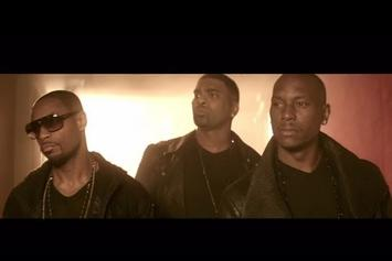 "TGT (Tank Ginuwine & Tyrese) ""Sex Ain't Never Felt Better"" Video"