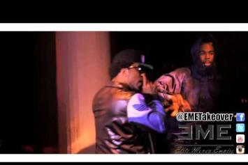 """Iamsu! Feat. Problem & Red Cafe """"Live in NYC @ Santos Party House """" Video"""