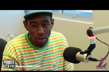 "Tyler, The Creator ""Talks About Selena Gomez"" Video"