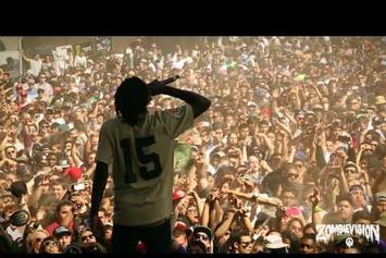 "Flatbush Zombies ""Paid Dues 2013 Live Recap"" Video"