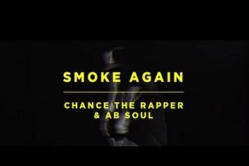 """Chance The Rapper Feat. Ab-Soul """"Smoke Again"""" Video"""
