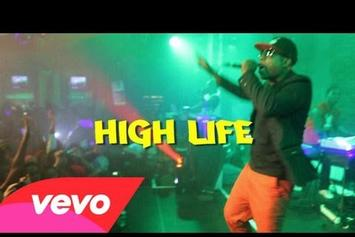 "Talib Kweli Feat. Rubix Cube & Bajah ""High Life"" Video"