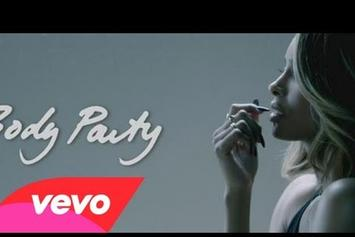 "Ciara ""Body Party"" Video"