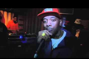 """Prodigy (Mobb Deep) Feat. Sean Price """"Boiler Room Freestyle"""" Video"""