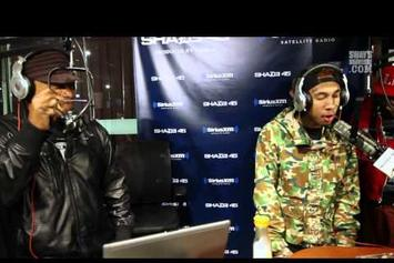 "Tyga ""Sway In The Morning Freestyle"" Video"