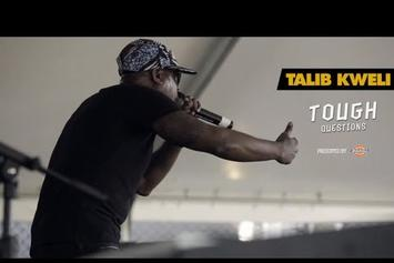 "Talib Kweli ""Talks On Chief Keef's Music"" Video"