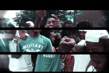 "Lil Reese Feat. Chief Keef ""Traffic (Alternate Version)"" Video"