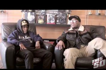 "Dizzy Wright ""Freestyles & Talks Hopsin's Beefs "" Video"