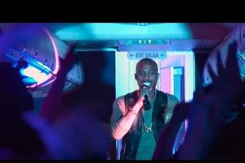 """B.o.B """"Vitamin Water Commercial"""" Video"""