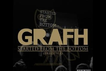 """Grafh """"Started From The Bottom (Freestyle)"""" Video"""