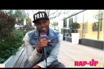 """Gilbere Forte """"Announces Signing To Epic Records"""" Video"""
