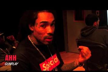 "Gunplay ""Speaks on Post House Arrest Activity"" Video"