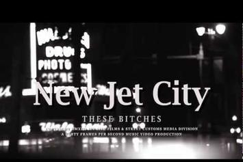 "Curren$y Feat. French Montana ""These Bitches"" Video"