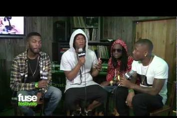 "Hit-Boy ""Discusses HS87 Origins At SXSW"" Video"