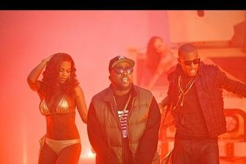 """Big Boi Feat. B.o.B """"Double or Nothing"""" Video"""