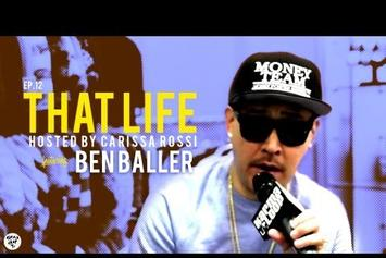 "Ben Baller ""Talks Jewelry, His Reality Show"" Video"