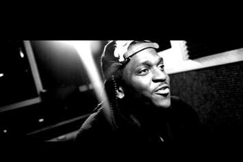 """Pusha T """"Talks On First Getting Into Music & Freestyles"""" Video"""