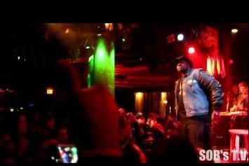 """Smoke DZA """"Speaks On Being A Weed Rapper & His Name"""" Video"""