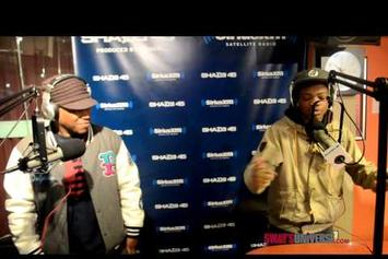 """Astro aka The Astronomical Kid """"Freestyles On Sway In The Morning"""" Video"""