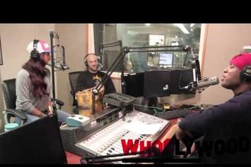 """Eve """"Funny DJ Whoo Kid Interview"""" Video"""