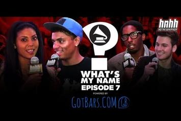 "HNHH ""What's my Name: Episode 7 - Grammy Nominees Edition"" Video"