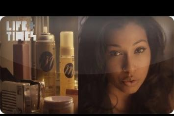 """Melanie Fiona """"Wrong Side Of A Love Story"""" Video"""