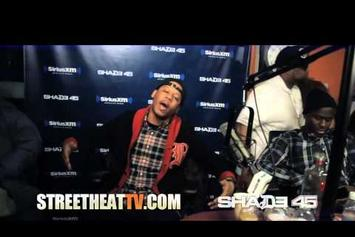 "Vado """"14 Bricks"" In Studio Performance"" Video"