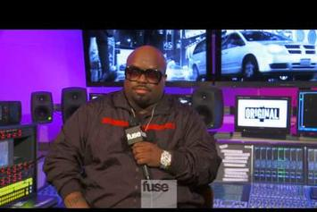 "Cee-Lo Green ""On Goodie Mob's Next Album"" Video"