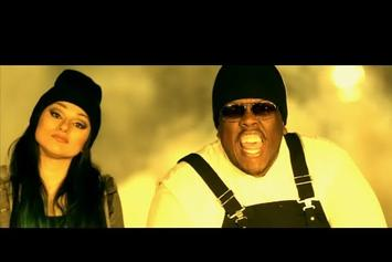 "Krizz Kaliko Feat. Snow Tha Product ""Damage"" Video"
