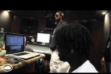 "Master P Feat. Fat Trel & Alley Boy  ""The Making of ""Bang Bang"""" Video"