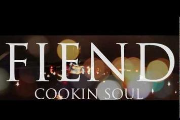 "Fiend Feat. Cookin Soul ""Street Player"" Video"