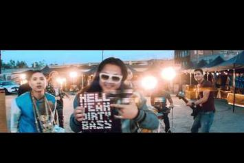 "Far East Movement Feat. Cover Drive ""Turn Up The Love"" Video"