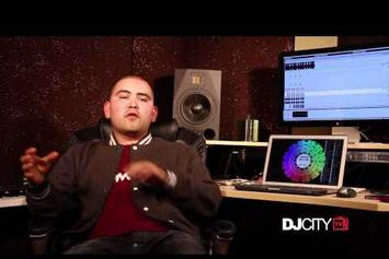 """Big Syphe """"Behind the Beat w/ Big Syphe : Men in Black 3 Official Theme Song w/ Pitbull"""" Video"""