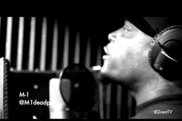 "Yasiin Bey (Mos Def) Feat. Dead Prez & Mike Flo ""Trayvon Martin Tribute Behind the Scenes"" Video"