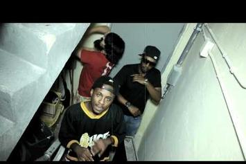 "Juicy J Feat. Spaceghost Purrp & Speakz ""Deez Bitchez Rollin"" Video"