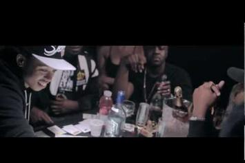 "Smoke DZA Feat. Dom Kennedy """"Pow Wow"" [Official Video]"" Video"