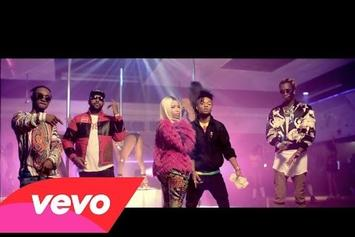 "Rae Sremmurd Feat. Nicki Minaj, Young Thug ""Throw Sum Mo"" Video"