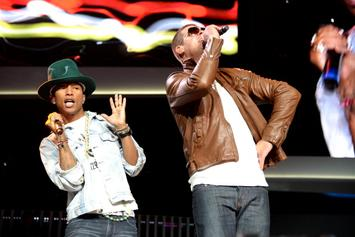 "Pharrell Speaks On ""Blurred Lines"" Ruling"