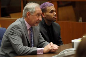 Chris Brown's Probation Ends, Court Closes Rihanna Assault Case