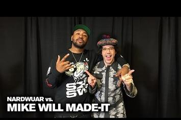 Nardwuar Vs. Mike WiLL Made It