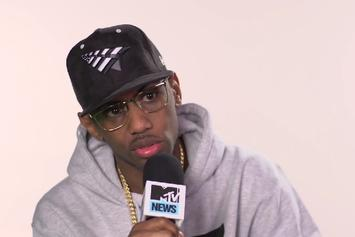 Fabolous Remembers His First DJ Clue Freestyle