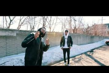 "Earlly Mac Feat. SupaKaine ""Chaldean Talk"" Video"