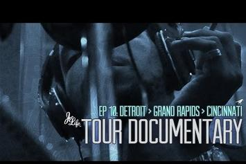 "Curren$y's ""Pilot Talk 3"" Tour (Ep. 10)"