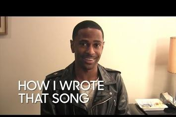 "Big Sean Explains How He Wrote ""One Man Can Change The World"""