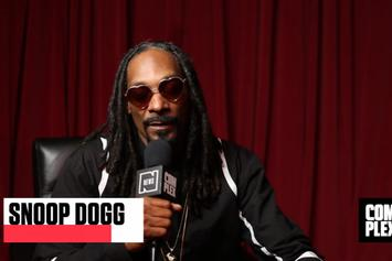 """Snoop Dogg Explains Lack Of Rapping On Upcoming album, """"Bush""""."""