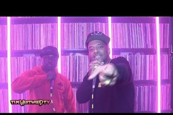 Mobb Deep Freestyle On Tim Westwood